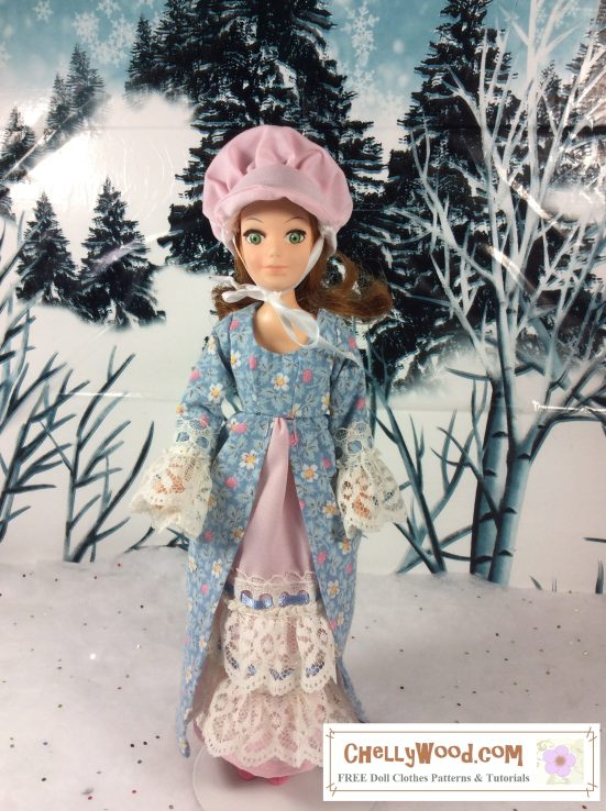 World of Love Doll Clothes Sewing Patterns