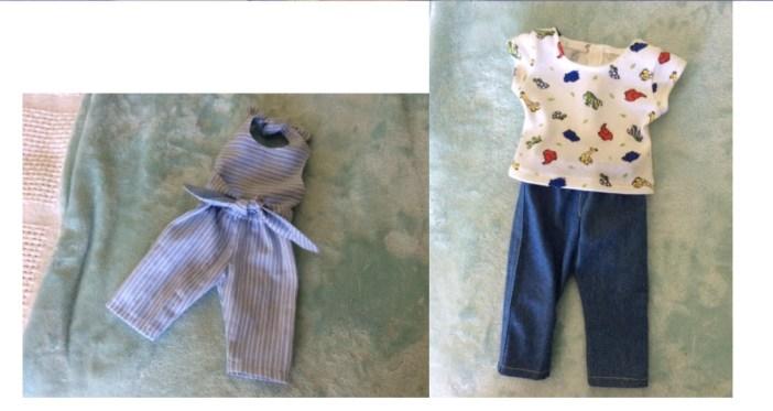 Sara E's pants sets