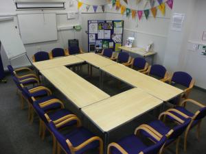 boardroom style x16