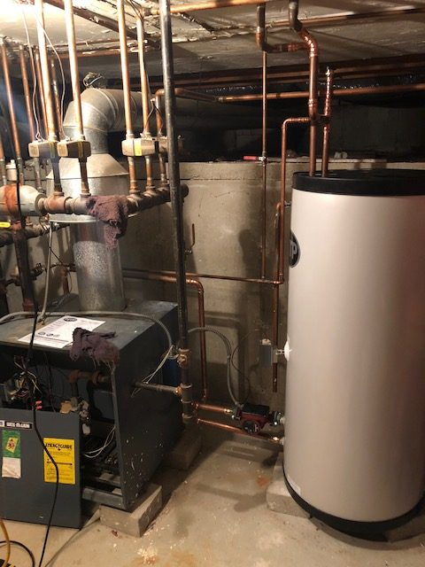 My Dear Watson Water Heater Replacement