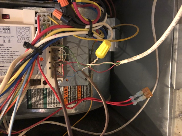 My Dear Watson Plumbing Heating and Cooling Thermostat Troubleshooting