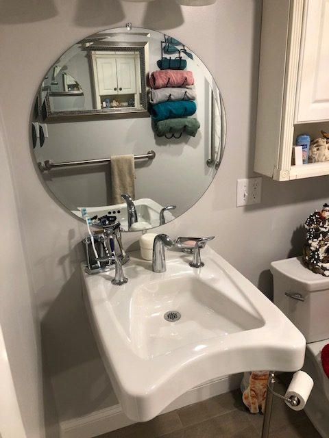 My Dear Watson Handicap Accessible Shower1