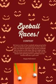 Eyeball races