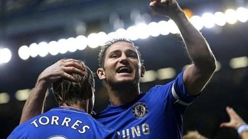 Lampard está próximo de atingir marcas históricas (Foto: Reuters)