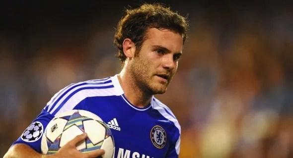 Juan Mata chegou como principal aquisição da temporada (Foto: Getty Images)