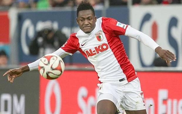 Rahman teve destaque nesta temporada e é cogitado em outros clubes (Foto: REX)