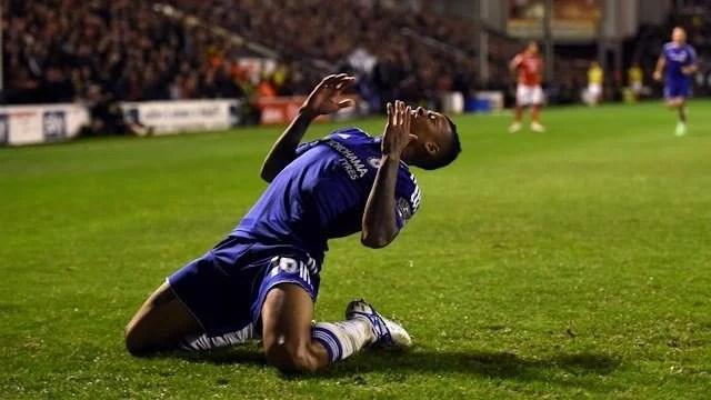 Kenedy é elogiado por torcedores (Foto: Chelsea FC)