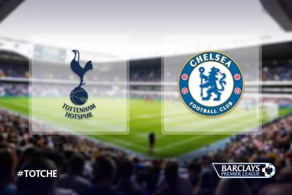 Chelsea tenta manter-se em recuperação contra Spurs (Foto: Premier League)