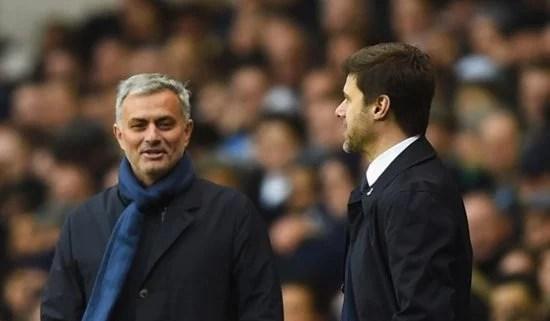 José Mourinho se mostrou satisfeito com o empate (Foto: Premier League)