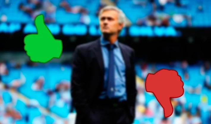 Mourinho: sim ou não? (Foto-montagem: Luis Felipe Zaguini / Chelsea Brasil)