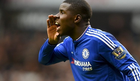 Zouma integrou a defesa do Chelsea no último domingo (Foto: Chelsea FC)