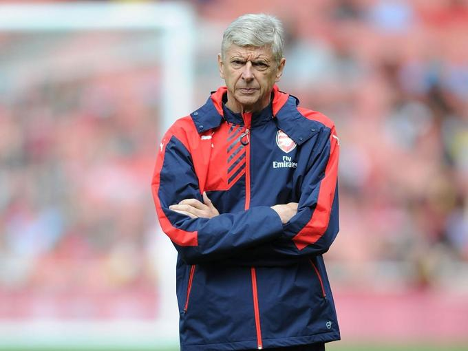 Wenger destacou que seus jogadores têm que manter a disciplina (Foto: Getty Images)