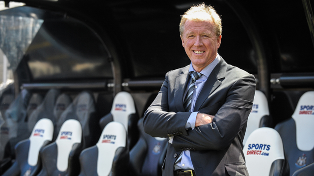 McClaren acredita que pode vencer o Chelsea (Foto: NUFC.co.uk)