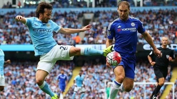 Chelsea perdeu a última partida contra o City (Foto: Chelsea FC)