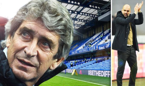 Pellegrini dará lugar a Guardiola no City ( Foto: Getty Images)
