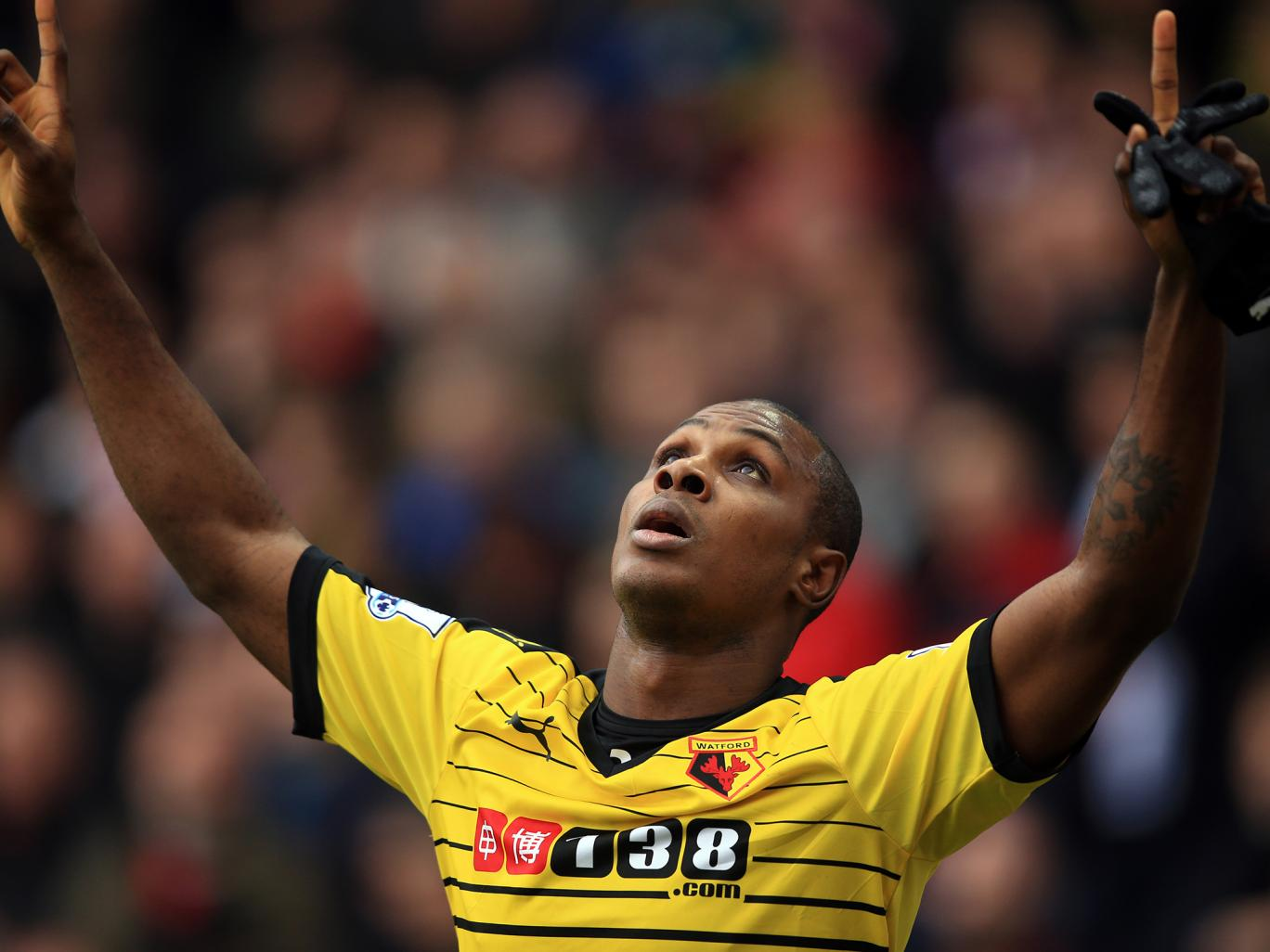 Ighalo faz excelente temporada (Foto: Getty Images)