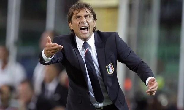 Antonio Conte vai deixar a seleção da Itália após a Euro 2016 (Foto: Getty Images)