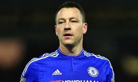 Terry pode voltar a jogar nesta quarta-feira (09)