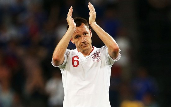 Hodgson descarta convocar Terry (Foto: Getty Images)