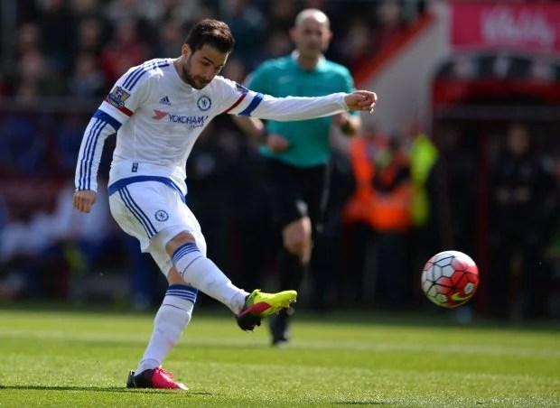 Espanhol foi decisivo para a goleada dos Blues (Foto: Getty Images)