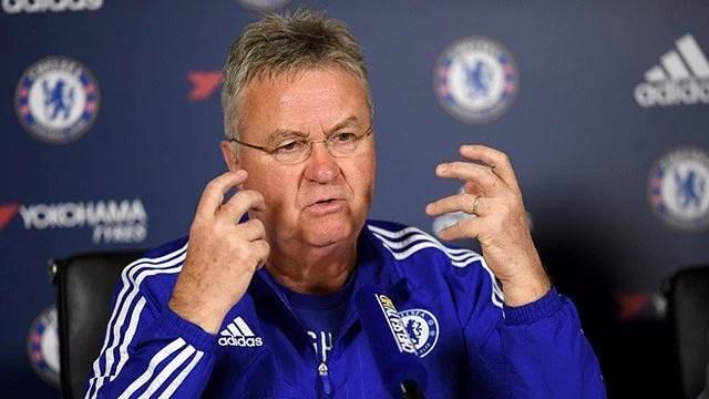 Hiddink garantiu que o Chelsea jogará para vencer (Foto: Chelsea FC)