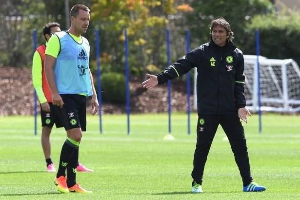 Chelsea-Training