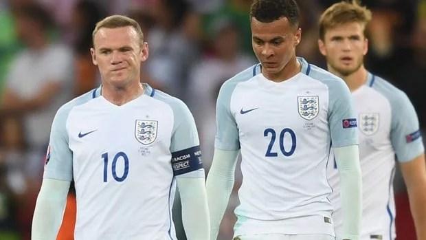 Após fracasso na Euro, ingleses tentam recomeçar (Foto: FA)