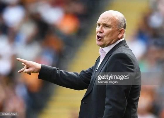 Apesar de má fase, o técnico do Hull está confiante em boa atuação do time contra o Chelsea