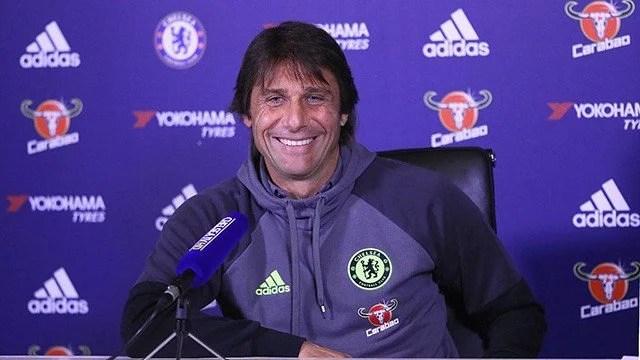 Conte mostra otimismo para sequência do campeonato (Foto: Chelsea FC)