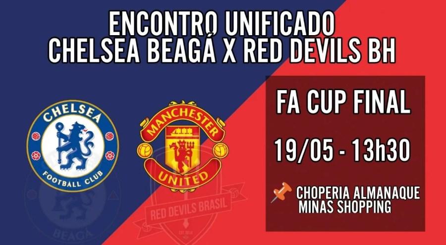 Encontro Chelsea Belo Horizonte