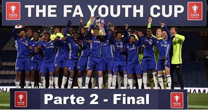 A lista das Top 10 jovens promessas do Chelsea - Parte 2- Final