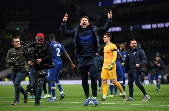 Chelsea soma seis vitórias consecutivas no calendário. Ou seja, o duelo contra o Tottenham pode conceder a sétima partida vitoriosa e a ponta da tabela da PL.