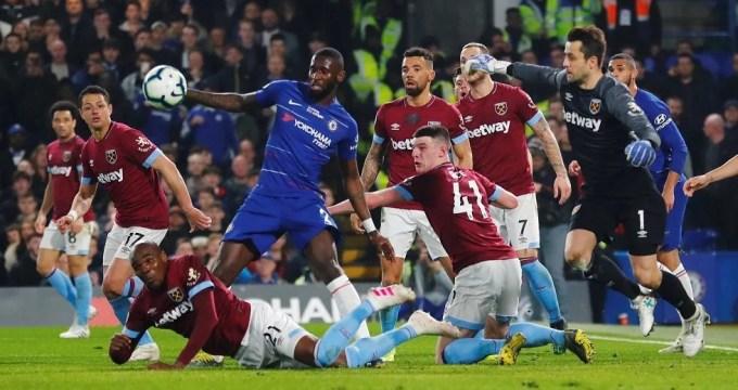 Chelsea: Jogos difíceis contra o West Ham