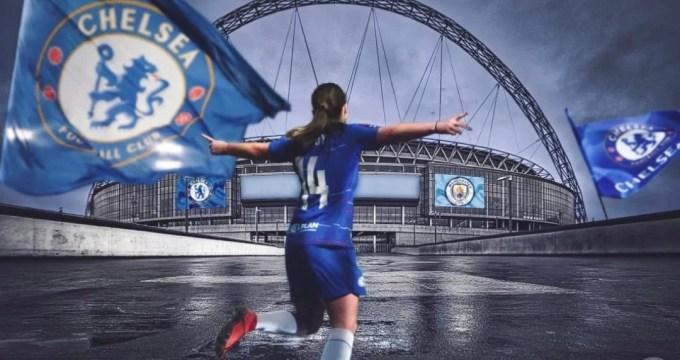 Frank Kirby indo para Wembley