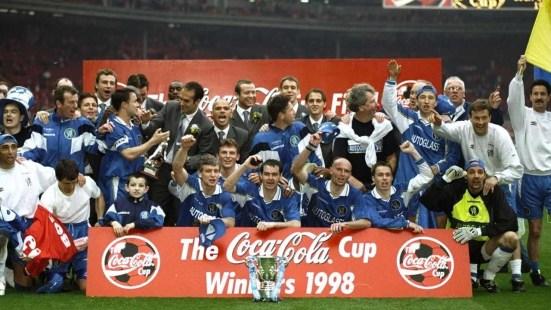 Título da League Cup 98