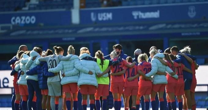 Chelsea Women caiu na FA
