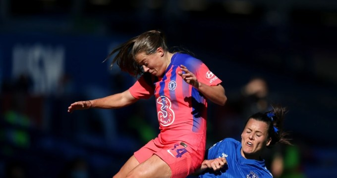 Chelsea Women perde para Everton e diz adeus na Copa da Inglaterra