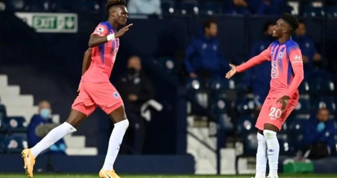 Hudson-Odoi se destacou no segundo tempo de Chelsea e West Bromwich