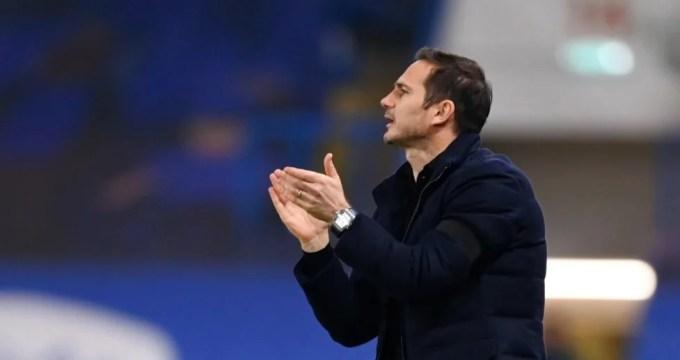 Lampard avaliou o empate sem gols contra o Tottenham
