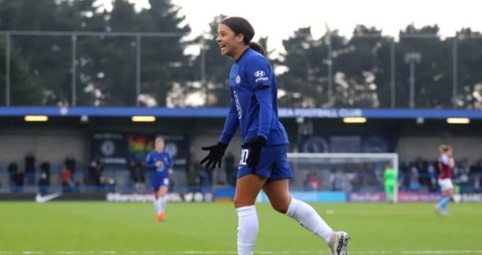 Chelsea estreia quarta-feira na UEFA Women's Champions League