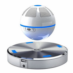 Bluetooth Speaker (floating)