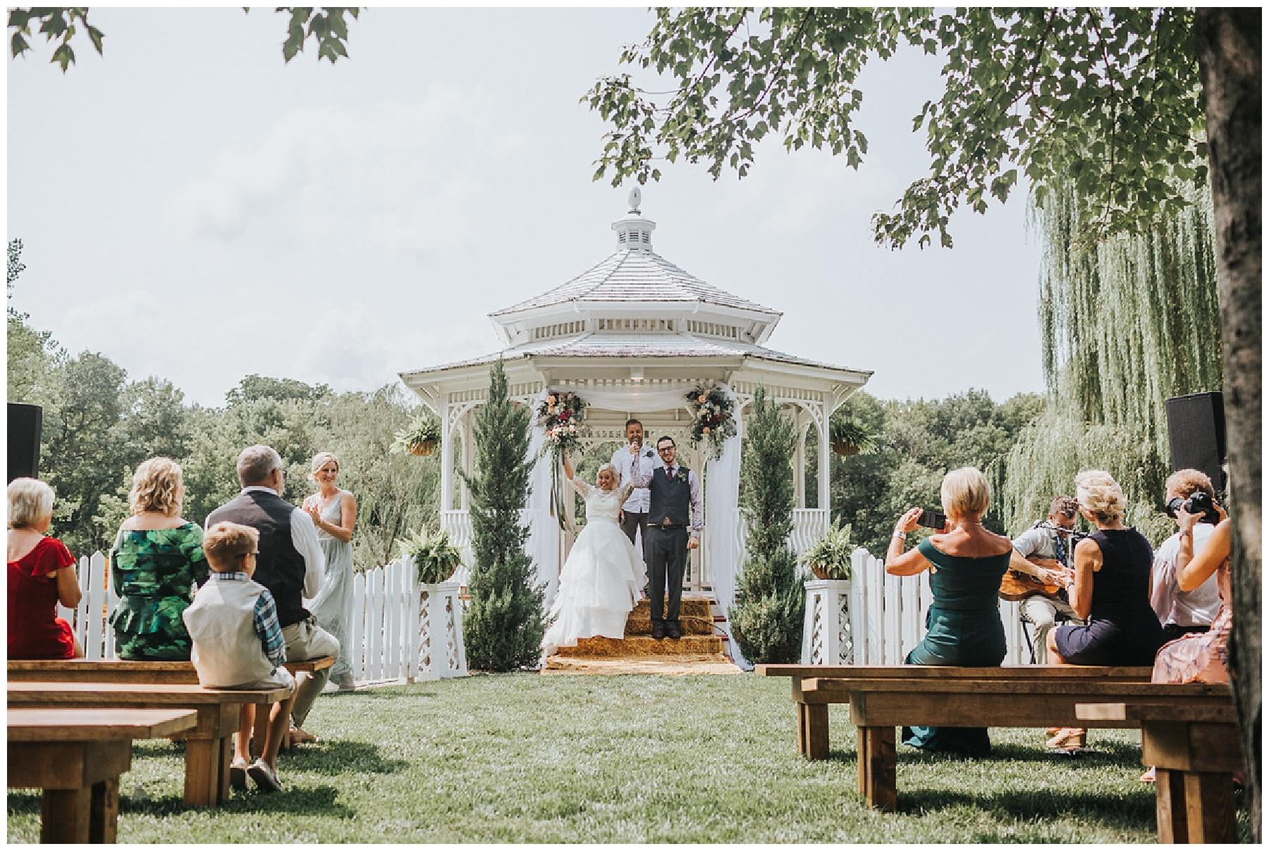 Webster City Iowa Wedding