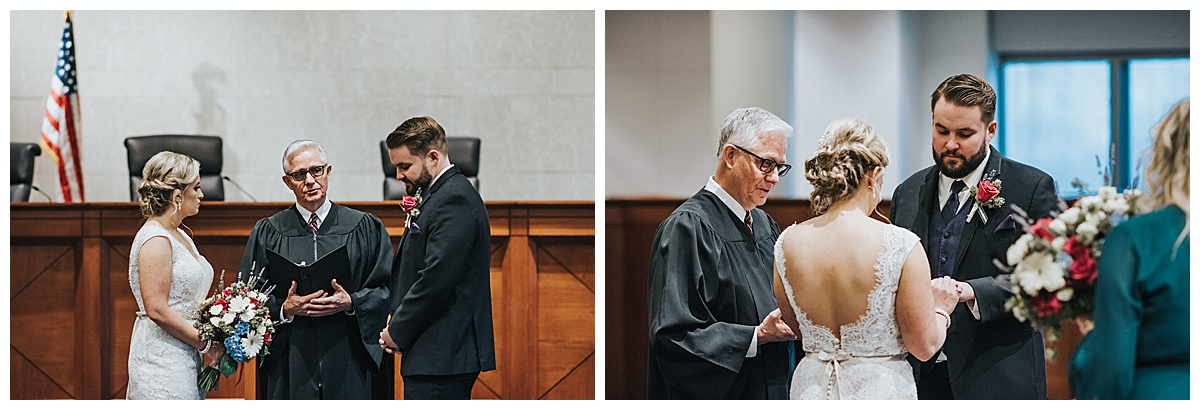 Iowa Supreme Court Wedding