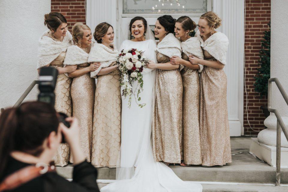 Cedar Falls Wedding Photographer Chelsea Dawn Weddings