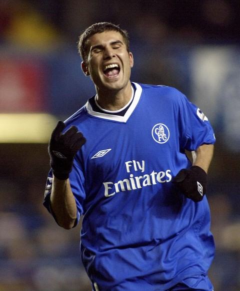 Adrian Mutu is one of the worst chelsea signings ever