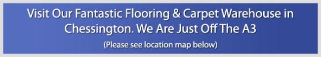 Carpet Warehouse Banner