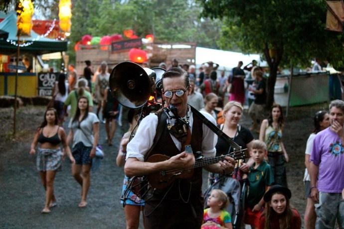 Woodford Folk Festival 2014