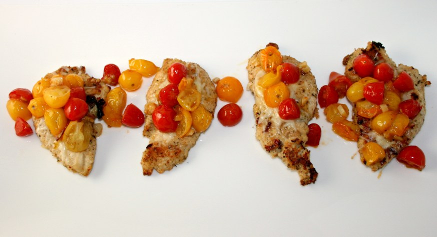 skinny chicken parm