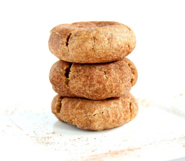 Churro Cookies 2