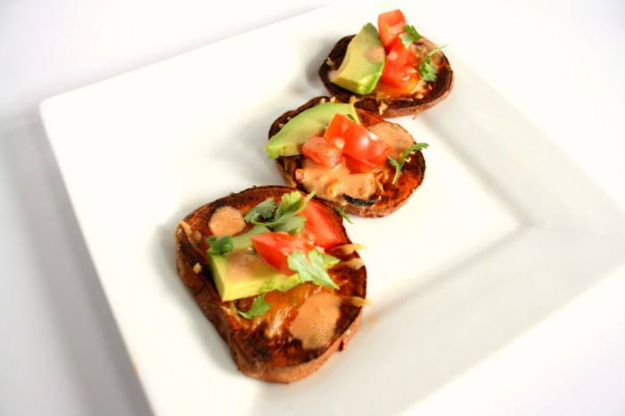 Mexican Sweet Potato Rounds 2